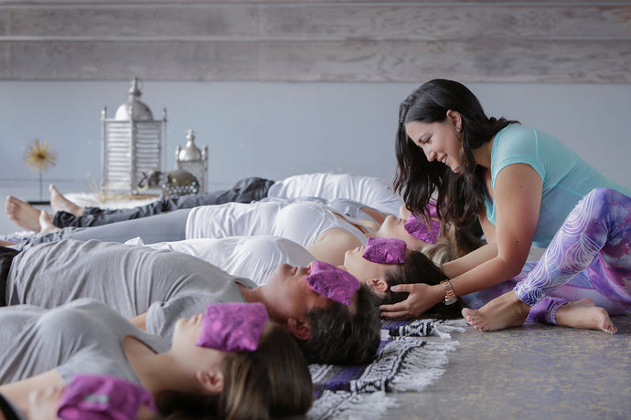 Corporate 8-Week Yoga Package