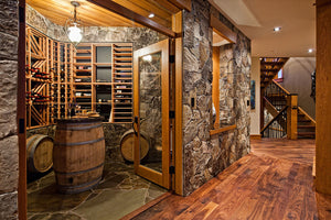 How to:  Interior Design with Wine Barrels
