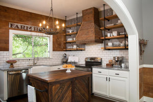 How to Replicate the Farmhouse & Countryhouse Interior Kitchen Style
