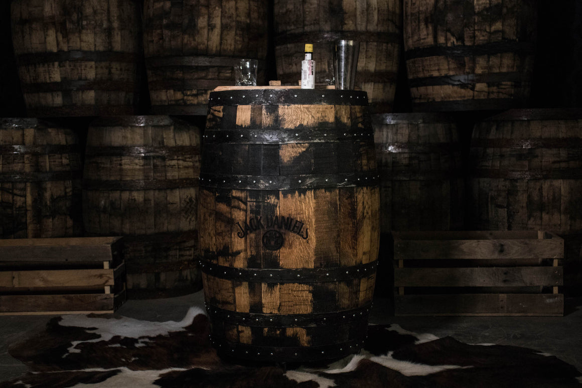 Jack Daniel's Finished Whiskey Barrel