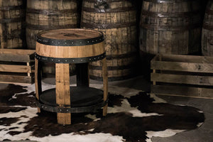 Jack Daniel's Side Table