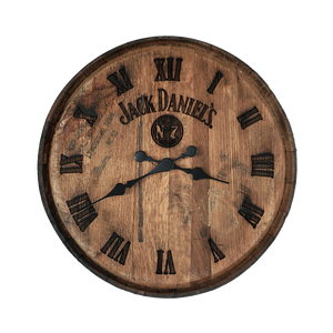 Jack Daniel's Barrel Head Clock