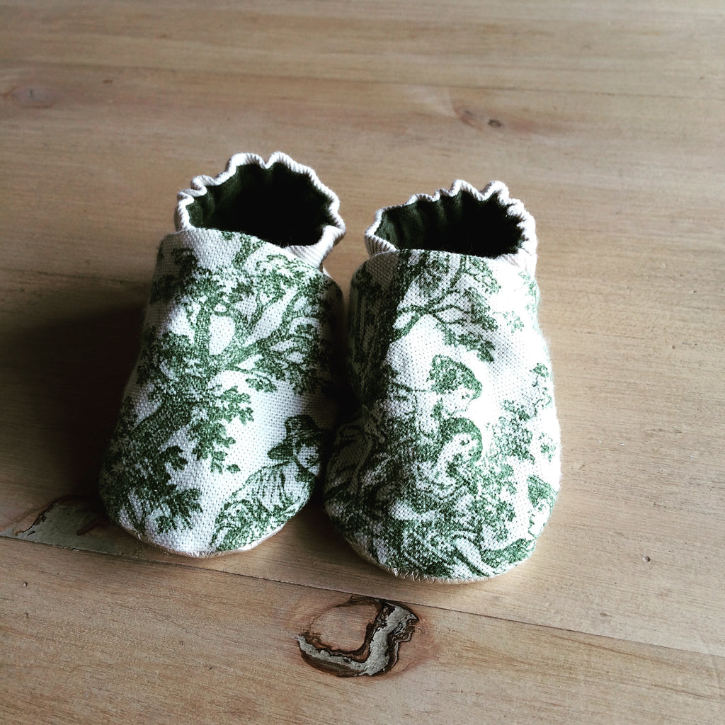 Toile Moccs
