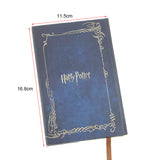 Vintage Harry Potter Notebook