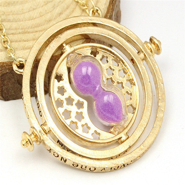 Hermoines Time Turner Necklace