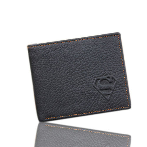 Superman Genuine Leather Wallet