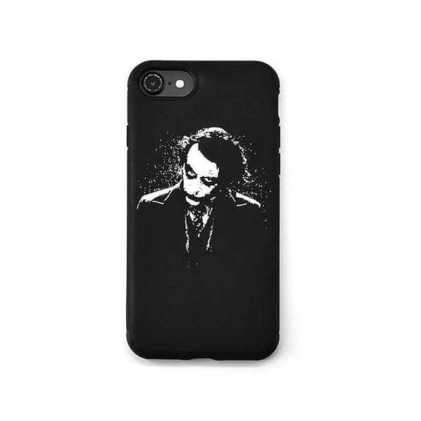 Batman or Joker Cover for iPhone 7 / 7 Plus / 6 6S / 6S Plus