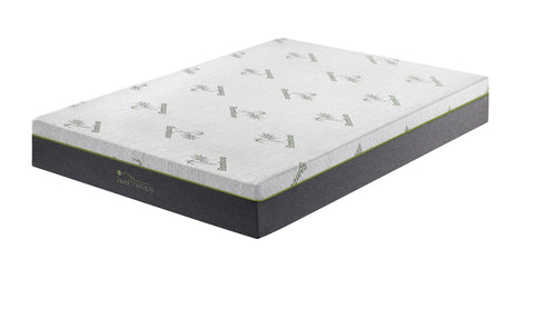 10 Inch Renew Bamboo Gel Memory Foam Mattress