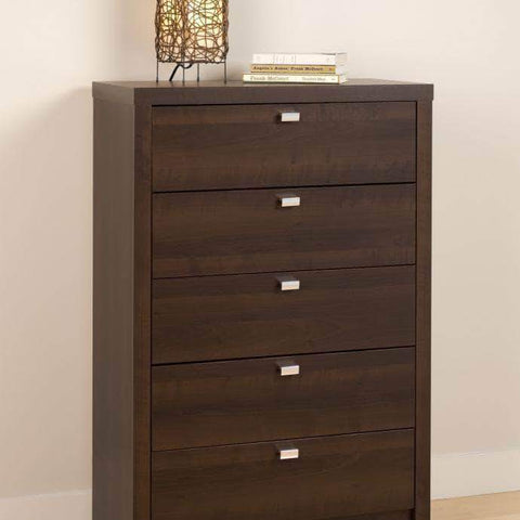 Espresso-Series-9-Designer-5-Drawer-Chest