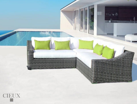 Marseille Patio Corner Sectional