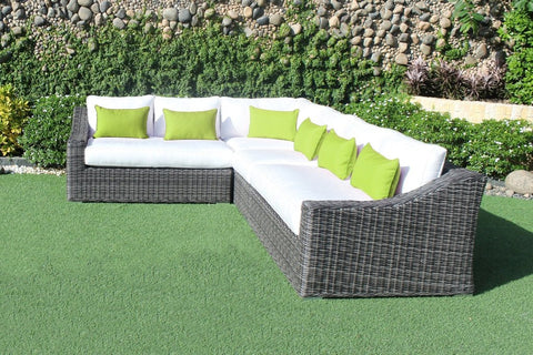 Marseille Patio L-Shaped Sectional