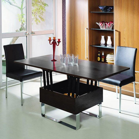Milan Convertible Coffee Dining Table