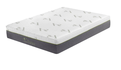 12 Inch Revive Bamboo Gel Memory Foam Mattress