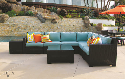 Provence L-Shaped Sectional