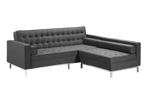 Valencia Reversible Sleeper Sectional - Available in 4 Colours