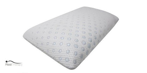 Nordic Standard Gel Memory Foam Pillow by Rest Therapy