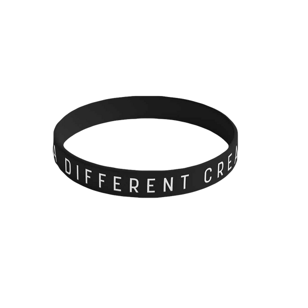 Different Creatures Wristband