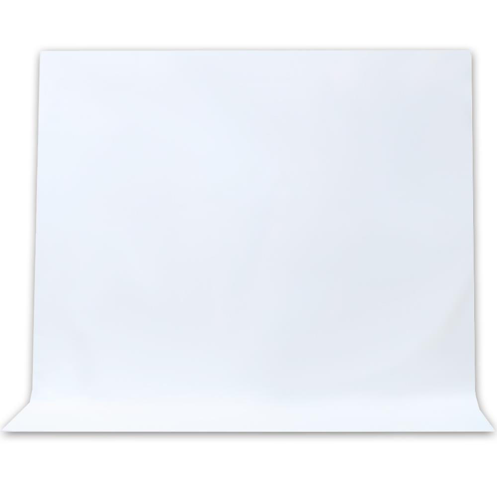 100% Lusana Studio 10 x 10 Ft White Muslin Backdrop Photo Studio Photography