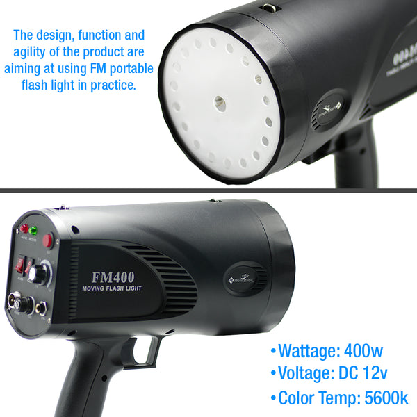 Continuous Lighting Portable Photo Studio Photography Flash Light