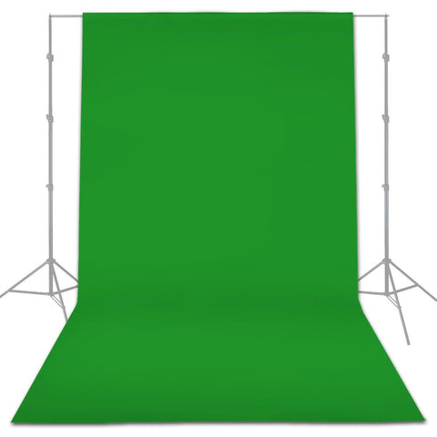 6 x 9 ft Green Screen Muslin Backdrop Lusana Studio Photography Background Photo