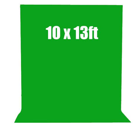 10x13ft Green Muslin Backdrop Photo Studio Background Photo Muslin Photography