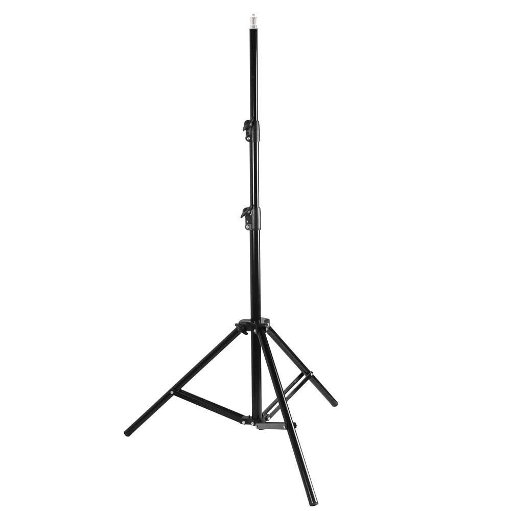 Lusana Studio Aluminum Alloy Light Weight Stand Tripod Photo Video Lighting 806