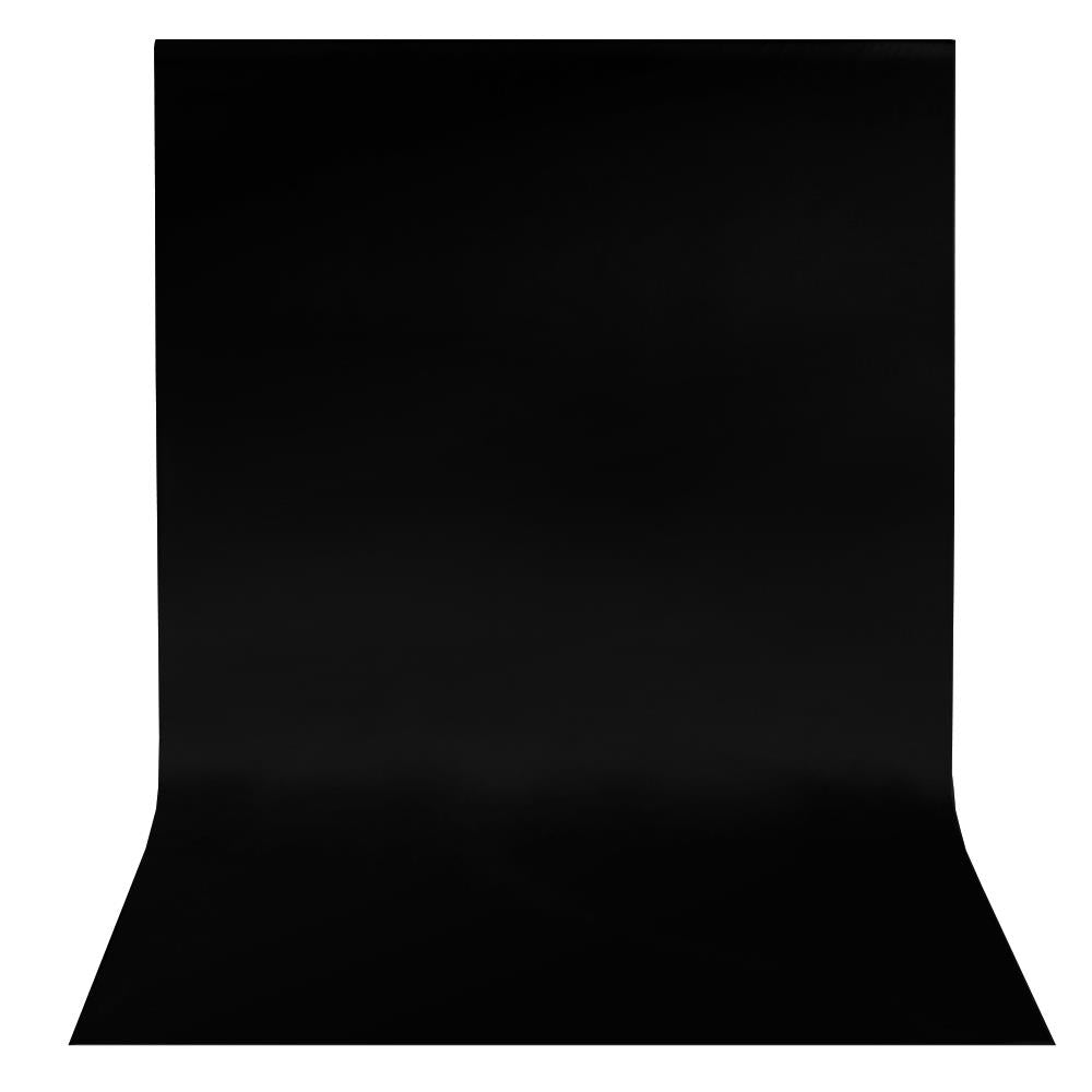 Black Muslin Backdrop Screen 9x13ft Photography Photo Studio Special Backdrop