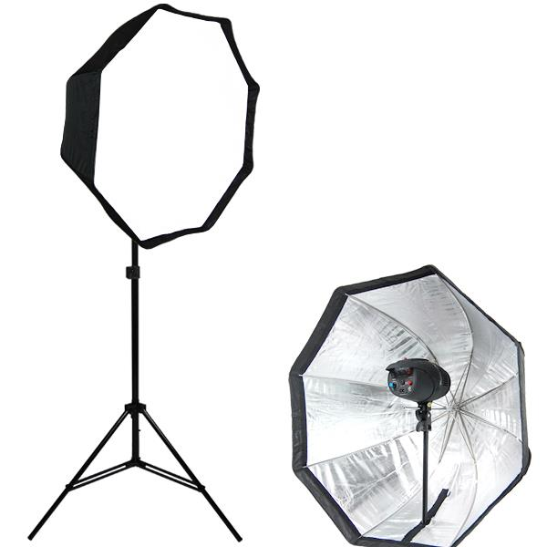 Octagon Umbrella Speedlite Octagonal Umbrella Softbox for Portrait Photography
