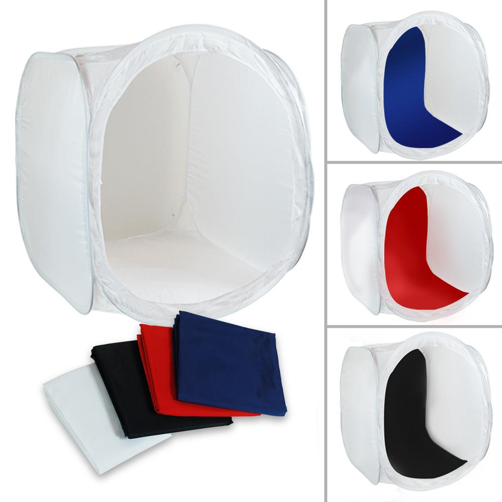 "30"" Photo Studio Diffuser Tent Photography White Photo Softbox Photo Tent"