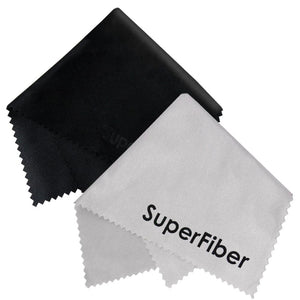 Super Fiber Streak Free Microfiber Cleaning Cloths for LED/ LCD Tablet TV Screen