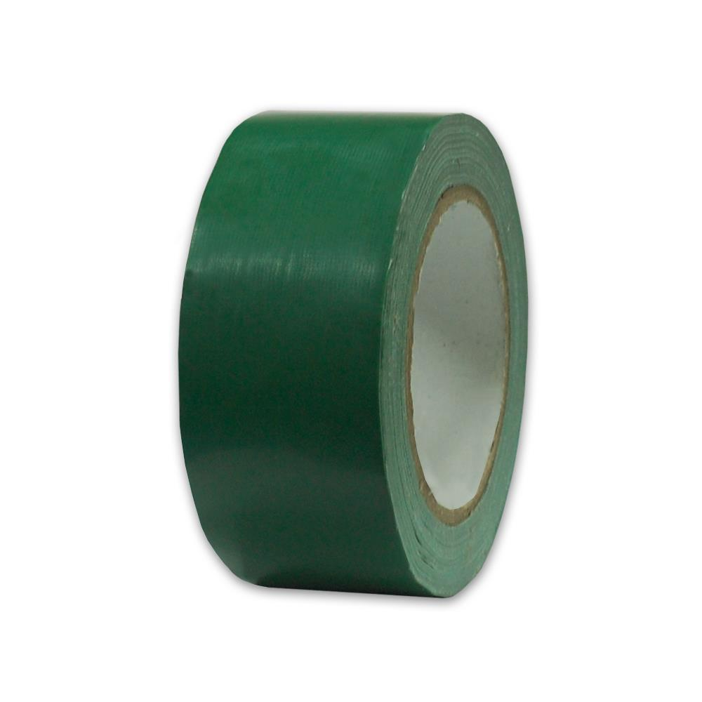 "Photo Studio Green Color Polyethylene coated Duct Tape 2"" 30Yards Single Roll"