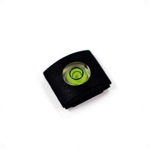 Hot Shoe Cover Cap Bubble Spirit Level Canon Nikon Olympus Pentax DSLR
