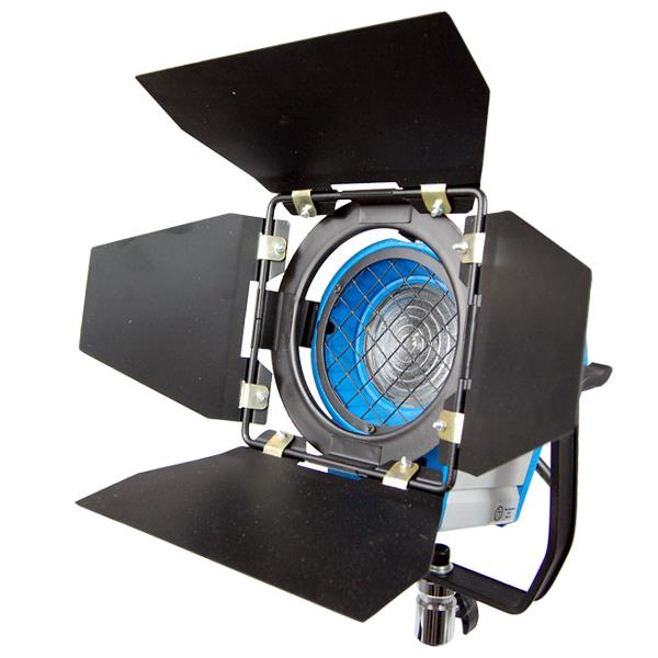 Photography 300W Fresnel Tungsten Spotlight Barndor Movie Lighting Video Studio