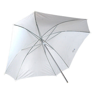 "Lusana Studio Flash Light White Square Umbrella Reflector Softbox 52"" Photo"