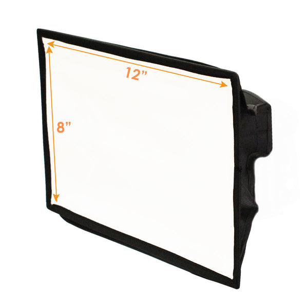20x30cm Universal Mini Portable Softbox Diffuser for Flash/Speedlite/Speedlight
