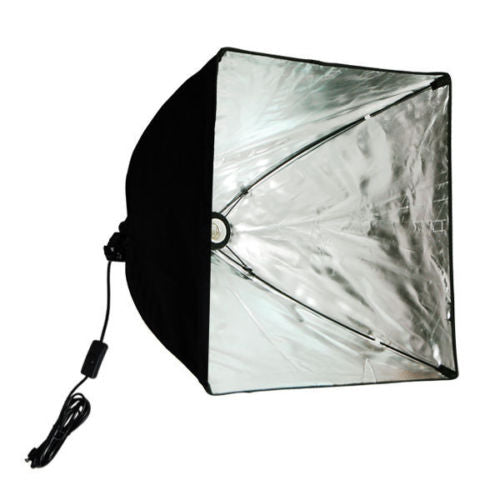 2pcs Lighting Softbox Photography Photo Equipment Soft Studio Light Photo Kit