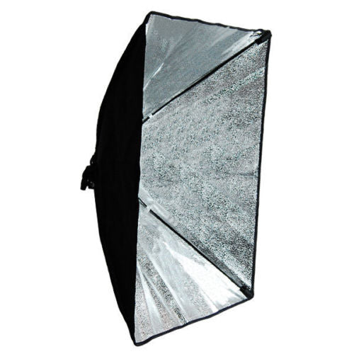 Strobe Flash Reflective Umbrella Softbox Diffuser Speedlight Light