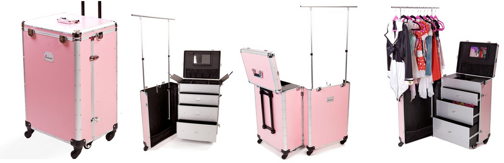 DivaDolly Compared With Dance Bags, Suitcases and Luggage