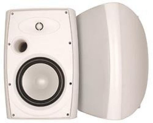 HIVI VA-80S ON WALL 8 inch Full Range Speaker PAIR