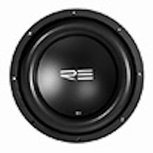 RE Audio SXX15 Car Subwoofer
