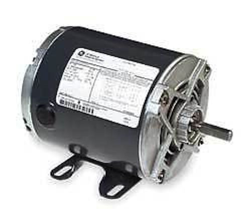 Magnatek 1 HP MOTOR Dual Shaft - 230/460 Volt