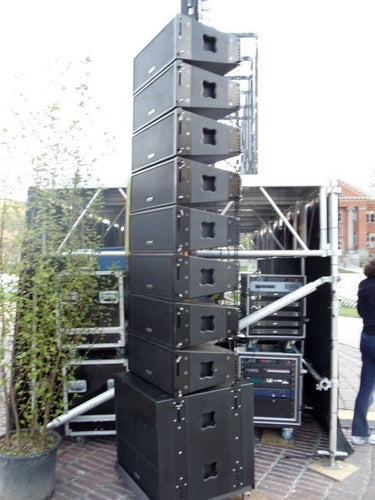 DETON AR28 Compact high performance 2-way line Array  DEALER WHOLESALE COST!!!