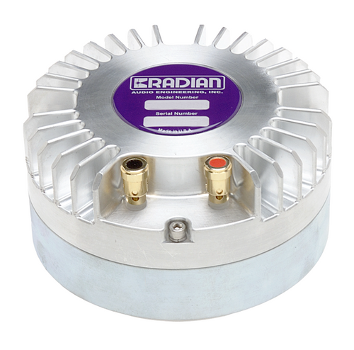 Radian 951 BE PB NEO 8ohm BERYLLIUM Diaphragm Driver - AUTHORIZED DEALER