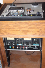 Scully 280B Analog REEL Tape Machine -Ruslang Cabinet - Vintage SPECIAL PRICING!