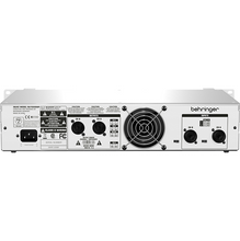 Behringer NU1000DSP 1000 Watt Power Amplifier with DSP