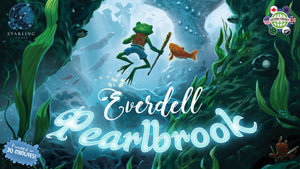 Keeping Up With Kickstarter: Pearlbrook: The First Expansion for Everdell