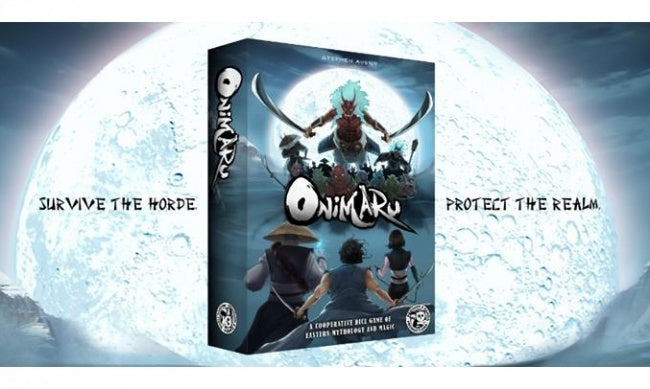 Keeping Up With Kickstarter: Onimaru