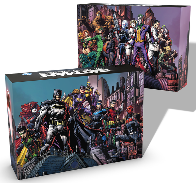 Shipment Updates From Master of the Boards: Batman, Hellboy, Quodd Heroes and More!