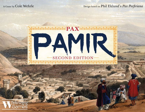 Pax Pamir Second Edition