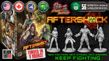 Street Masters Aftershock Kickstarter Aftershock Tier Pledge Pre-Order